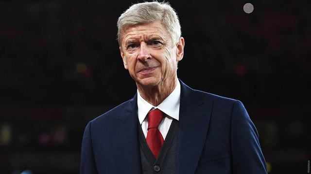 HLV Wenger quyết định từ chức HLV Arsenal