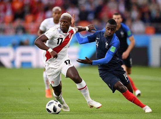 Dù thi đấu rất nỗ lực nhưng Peru vẫn phải nói lời chia tay từ vòng bảng.