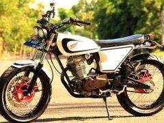 xe máy tracker là gì
