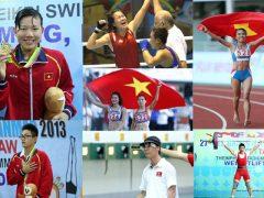 Hòa chung nhịp đập với thể thao Việt Nam